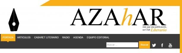 Azahar Literario