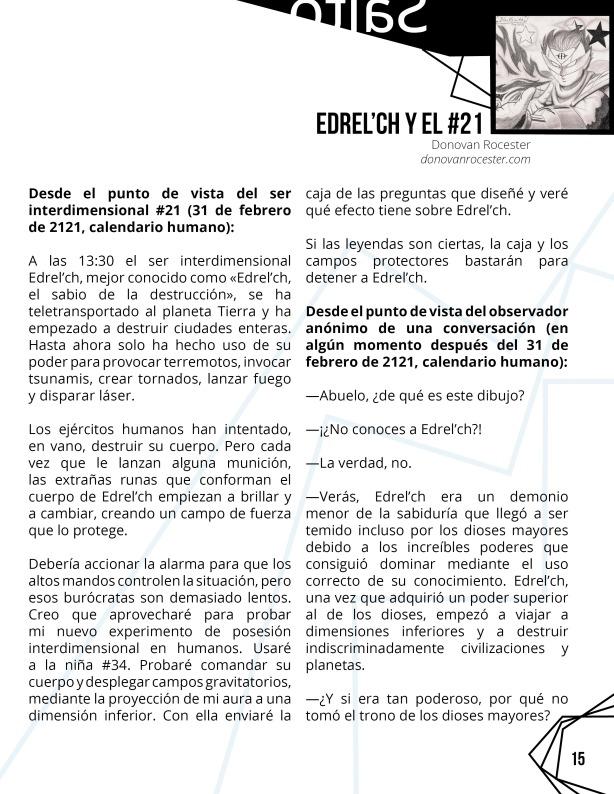 Revista 8 Salto al reverso impresa 215
