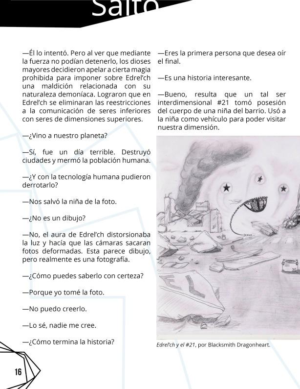 Revista 8 Salto al reverso impresa 216